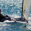 The Dinghy Academy Finn in Valencia